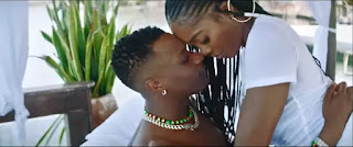 "Tiwa Savage Get Steamy And Romantic In Visual For ""Fever"""