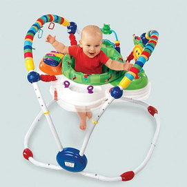 a609c2b52 Toys for Rent  Baby Einstein Musical Motion Activity Jumperoo