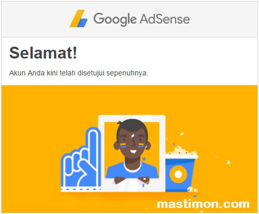 Cara cepat di terima Google Adsense 2018 | Cara ini WORK dan terbukti