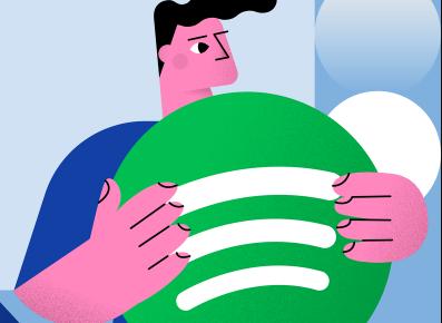 Iklan Spotify ala Pantura