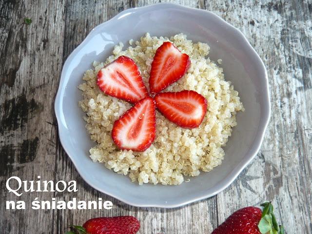 Quinoa na śniadanie. Jak ugotować quinoa? - Czytaj więcej »