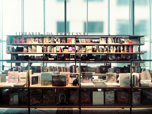 livraria Instituto Moreira Salles