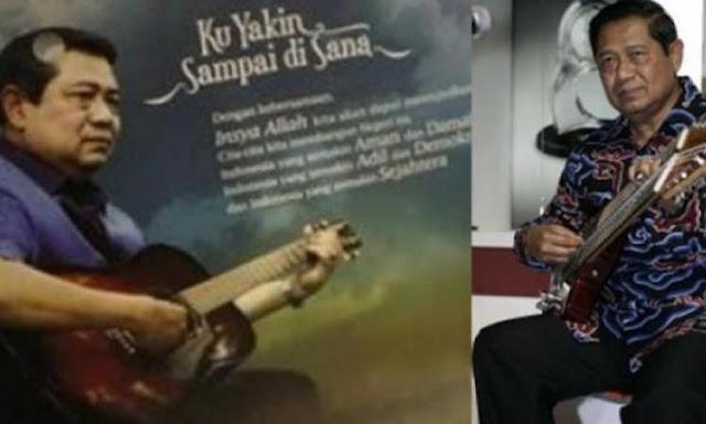 Kehidupan SBY yang Terbolak-balik, Sebuah Fenomena Perilaku