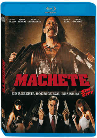Machete 2010 BluRay 650MB Hindi Dubbed Dual Audio ESub x264 Watch Online Full Movie Download bolly4u