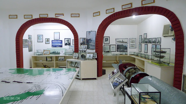 Battle of Surigao Strait (BOSS) Museum | surigao city | traveljams