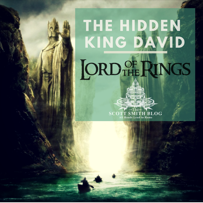The Hidden King David of the Lord of the Rings