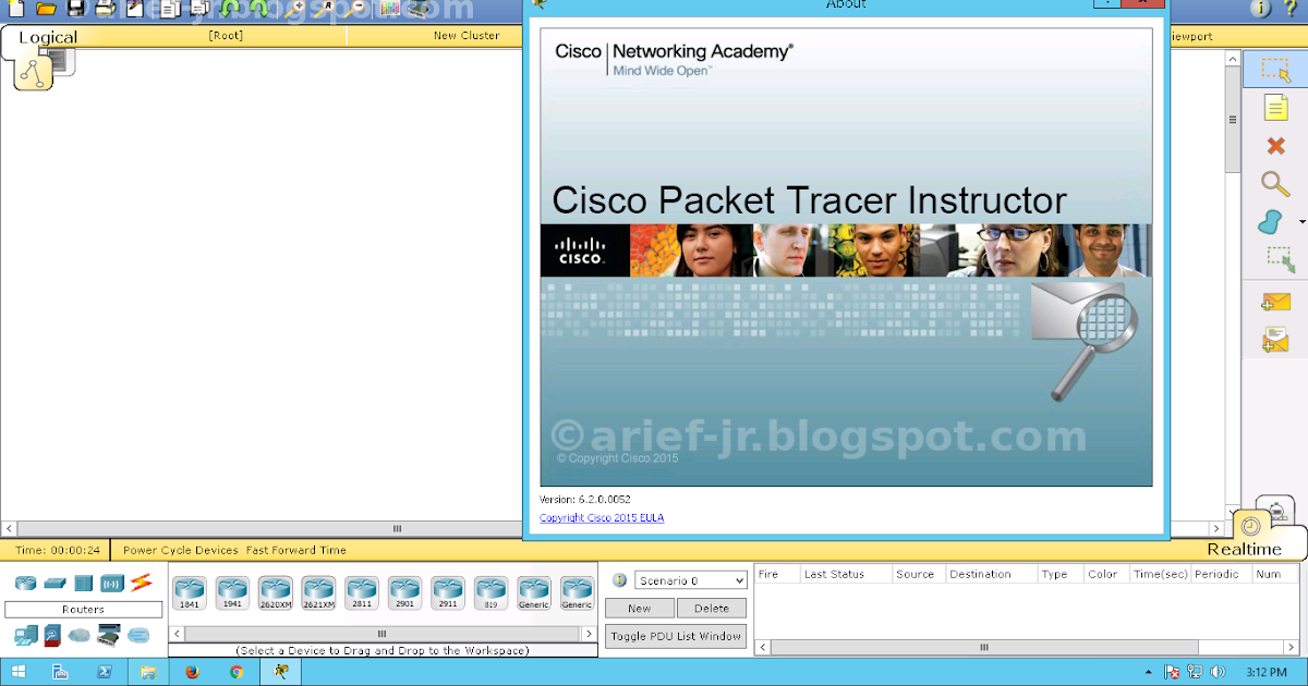 PACKET GRATUIT TRACER CISCO TÉLÉCHARGER 6.2