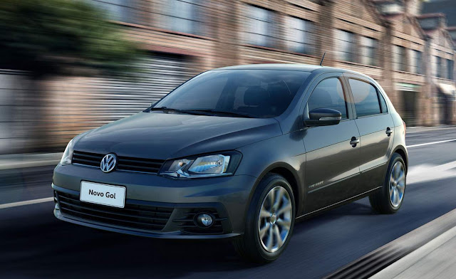 VW Gol 1.0