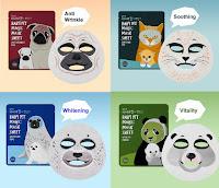 baby pet magic mask sheet holikaholika