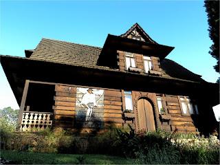A Casa Polonesa, em Nova Prata, RS