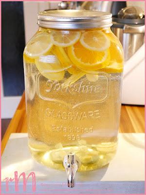 Stampin' Up! rosa Mädchen Kulmbach: Teamtreffen in Coburg flavoured water