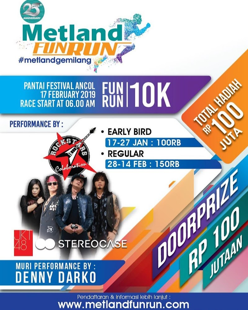 MetLand Fun Run • 2019