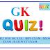 GK quiz for SSC CGL | ibps exam | uksssc exam | railway exam