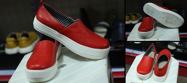 Sepatu Kulit Wanita Model 001