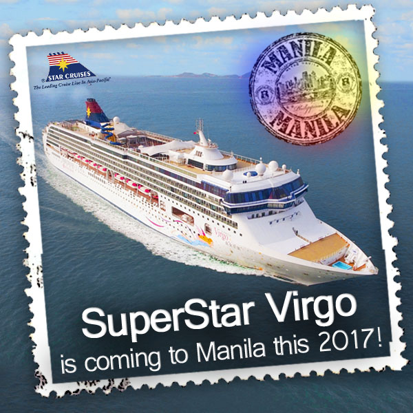 Star Cruises Supertar Virgo Cruise from Philippines to Taiwan and Hong Kong