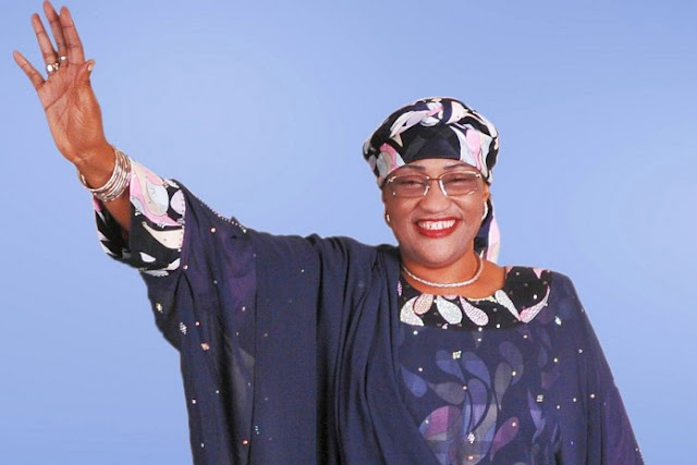 Taraba Tribunal Nullifies Ishaku's Election, Declares Mrs Alhassan Governor, see!