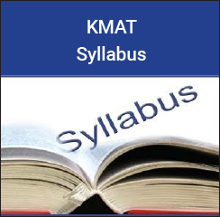KMAT Syllabus Pdf for MBA, MCA Paper Pattern Preparation Material