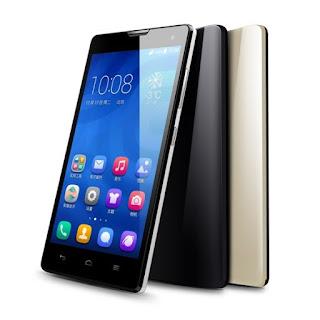 Harga Huawei Honor 3C Terbaru, Dilengkapi Prosesor Quad-core RAM 2 GB
