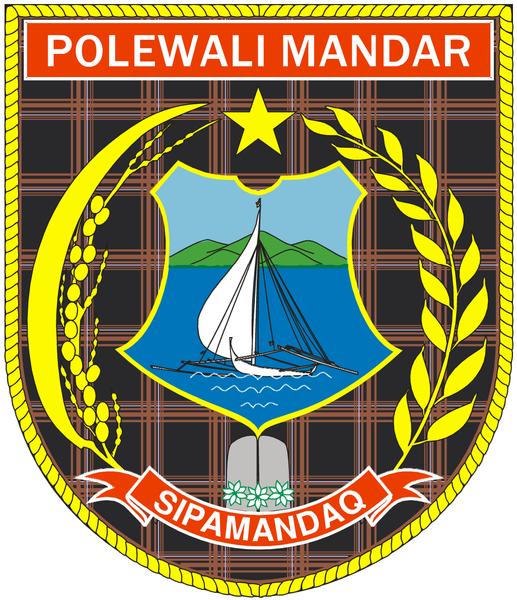 Inilah Arti Dan Makna Logo Kabupaten Polewali Mandar Sulawesi Barat