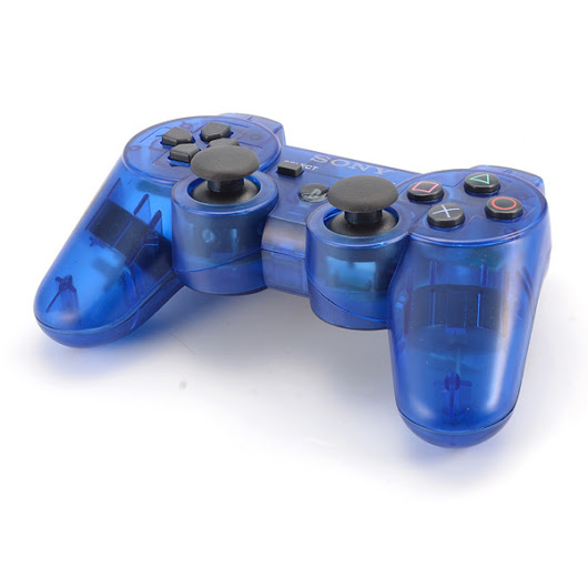 game controllers bluetooth controllers Wireless Controller for PlayStation 3 Place for PS2 PS3 3 colors