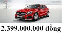 Giá xe Mercedes AMG GLA 45 4MATIC 2017