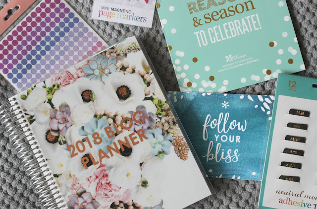 A review of Erin Condren Deluxe Monthly Planner