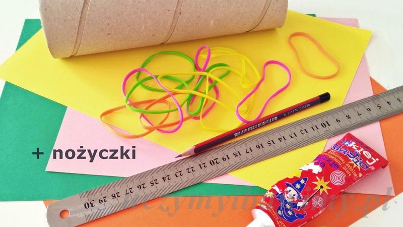 Zabawka dla trzylatka DIY