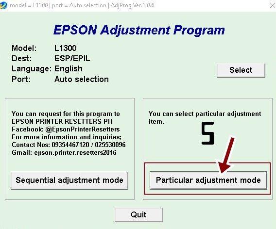 Resetter Epson L1300 Free Download Epson in 2019 Ecotank