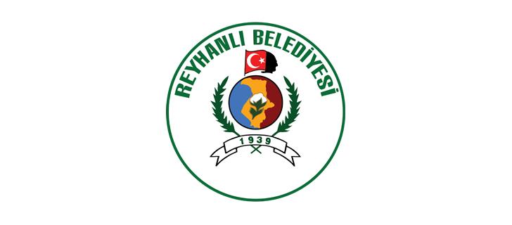 Hatay Reyhanlı Belediyesi Vektörel Logosu