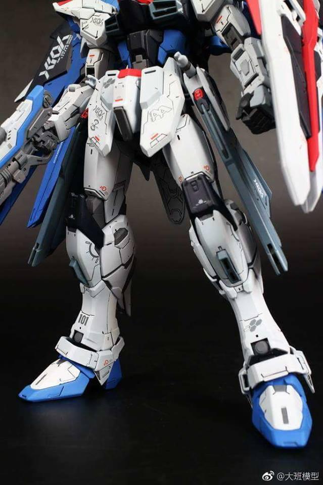 Mad Jeshiro Gunpla Reviews The Poisoned 037 Freedom 2 0 Of Daban Model