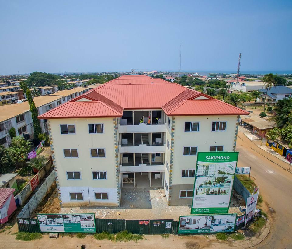 Government Apartments: JM 2016: Housing Under President Mahama