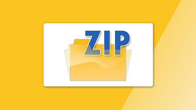 archivos zip, archivos comprimidos