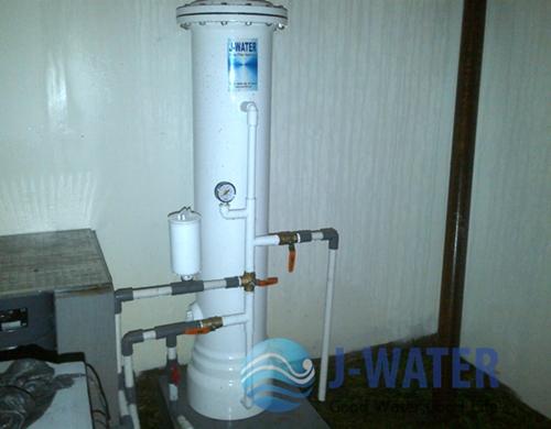 filter air kota bumi lampung utara