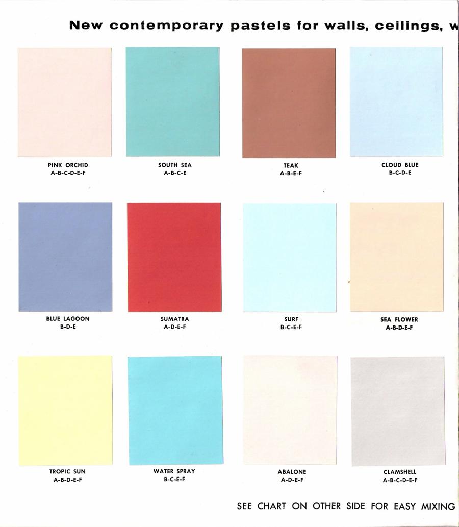 Book Room Color
