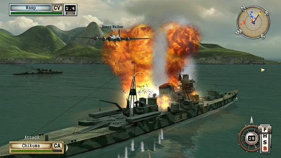 Ova Games - Battlestations Midway (PC/ENG) RiP Highly ...