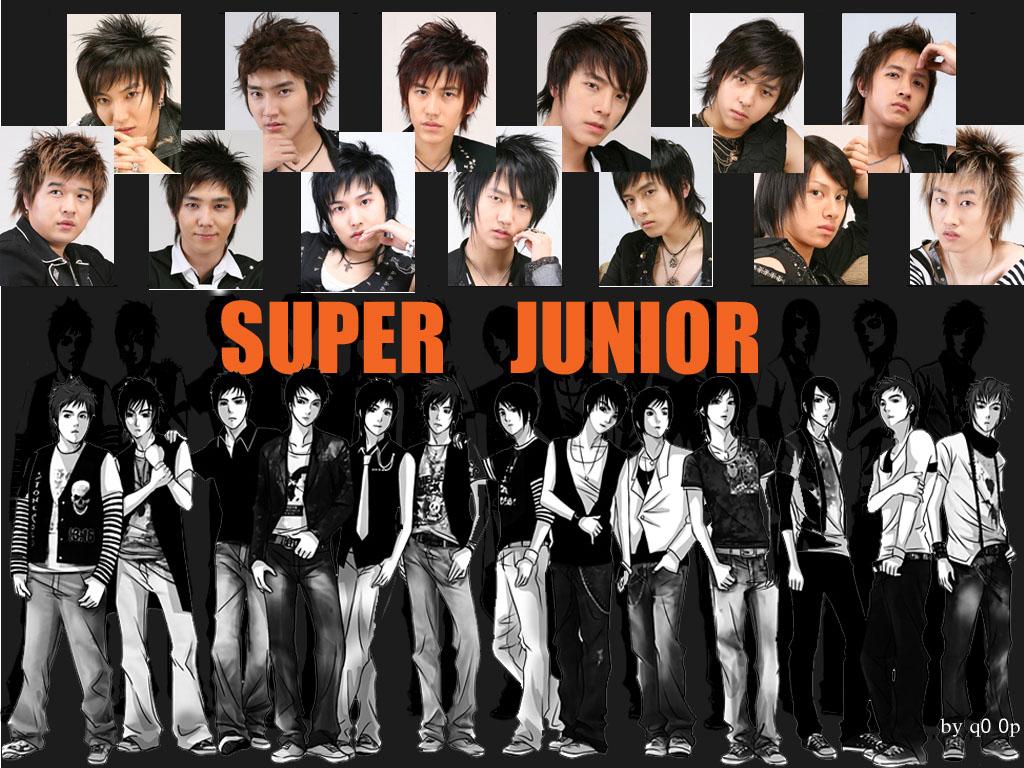 All about super junior sub indo my love