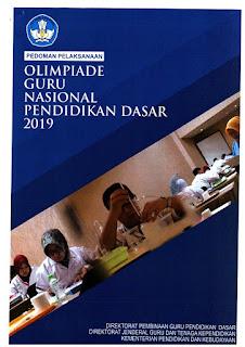 Juknis OGN Guru SD 2019; Pedoman OGN Guru SMP 2019, tomatalikuang.com