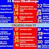 31 DAYC CHALLENGE :: Pengalaman bercinta