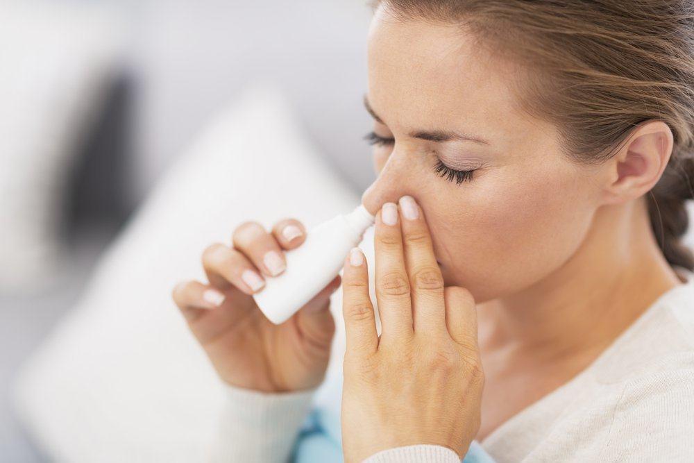 Cara Mudah Menyembuhkan Penyakit Polip Hidung