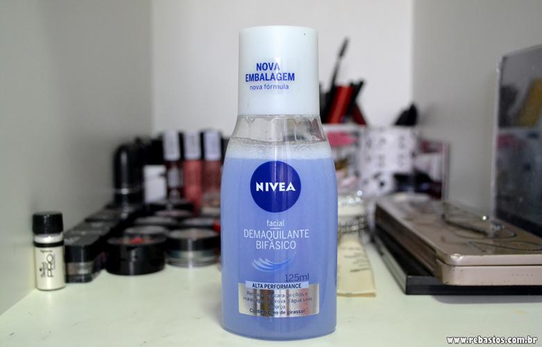 Demaquilante bifásico - Nivea