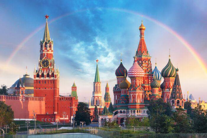 Explore Russia Tour
