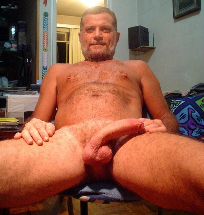 зрелые мужчины голые фото потом она только