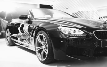 Wallpaper: Super convertible BMW car