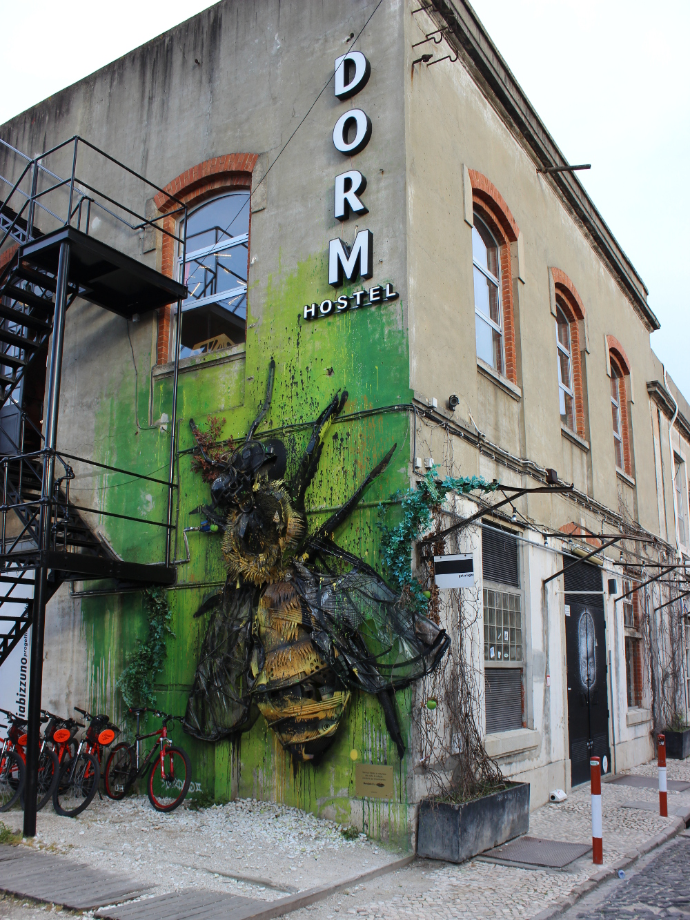 Lissabon Lisbon Lisboa Travel Diary Reise Bericht Tipps LX Factory Street Art