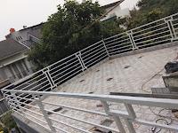Jasa Pembuatan Railing &Balkon di Tangerang selatan