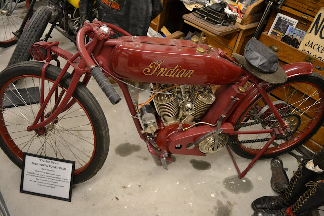 "1918 Indian. Музей ""Чудо Америки"", Полсон, Монтана (Miracle Of America Museum, Polson, MT)"