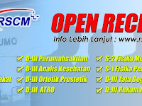 Rekruitmen Calon Pegawai Non PNS RSUP Nasional DR.Cipto Mangunkusumo Periode I Tahun 2019