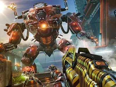 Migliore gioco sparatutto Shadowgun Legends per smartphone e tablet Android