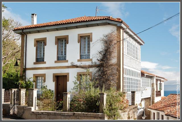 Casa Dr Mateo Lastres (Llastres) Asturias