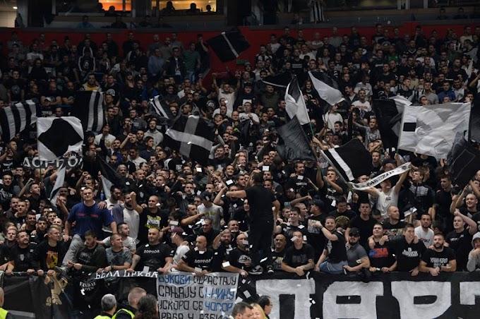 Partizanov trenutak istine - neka Turci strepe od pakla Pionira!